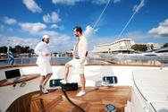 Yacht,Wealth,Meeting,Nautic...