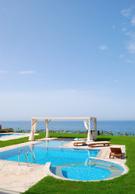 Swimming Pool,Crete,Grass,V...