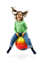 Child,Playing,Jumping,Littl...