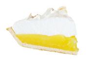 Lemon Meringue Pie,Pie,Slic...
