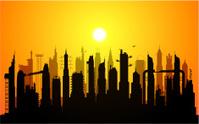 Futuristic,City,Forecasting...