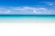 Beach,Horizon,Sea,Caribbean...