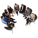 Circle,People,Meeting,Chair...