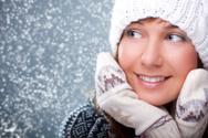 Winter,Christmas,Women,Snow...