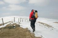 Walking,UK,People,Winter,Sc...