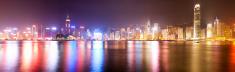 Hong Kong,Urban Skyline,Pan...