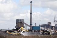 Steel Mill,No People,Workin...