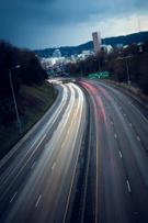 Portland - Oregon,Road,Car,...