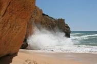 Algarve,Beach,Portugal,Larg...