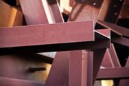 Girder,Steel,Construction F...