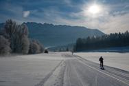 Cross-country Skiing,Panora...