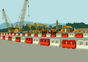 Construction Site,Construct...