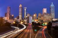 Atlanta - Georgia,Urban Sky...