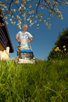 Mowing,Lawn,Men,Lawn Mower,...