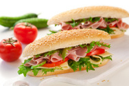 Sandwich,Ham,Cheese,Tomato,...