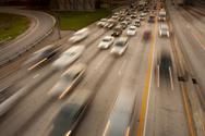 Traffic,Multiple Lane Highw...