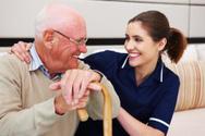 Senior Adult,Nurse,Nursing Ho…