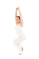 Yoga,Instructor,Women,Isola...