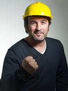 Carpenter,Hardhat,Single Ob...