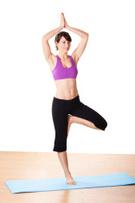 Yoga,Women,Cheerful,Flexibi...