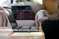 Hotel,Laptop,Coffee - Drink...