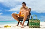 Men,Beach,Chair,Cocktail,Ch...