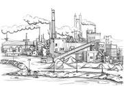 Factory,Industry,Coal,Wareh...