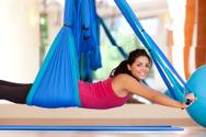 Pilates,Curtain,Sport,Teena...