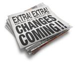 Change,Newspaper,Communicat...