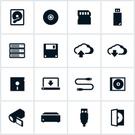Symbol,CD,CD-ROM,Computer I...