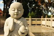 Meditating,Monk - Religious...