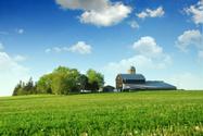 Farmhouse,Farm,Barn,House,S...