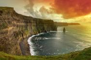 Cliffs of Moher,The Burren,...