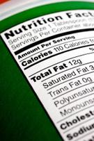 Nutrition Label,Unhealthy E...