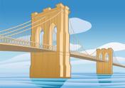 Brooklyn Bridge,Brooklyn,Ne...