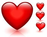 Heart Shape,Heart Suit,Vale...