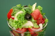 Salad,Vegan Food,Tomato,Par...