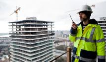 Walkie-talkie,Construction ...
