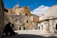Church Of The Holy Sepulchr...