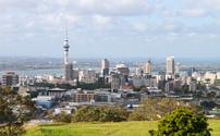 Auckland,Urban Skyline,City...