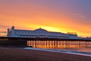 Brighton - England,UK,Beach...