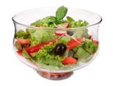 Salad,Tossing,Flower Bed,Ve...
