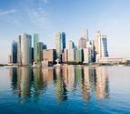 Singapore,Urban Skyline,Sin...