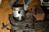 Piston,Lawn Mower,Repairing...