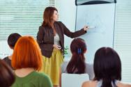 Seminar,Business,Women,Trai...