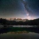 Milky Way,Star - Space,Nigh...