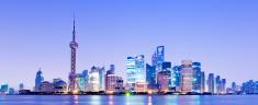 Shanghai,Urban Skyline,Pano...
