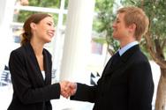 Handshake,Business,Greeting...