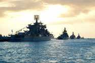 Navy,Military Ship,In A Row...