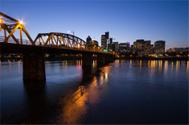 Portland - Oregon,Bridge - ...